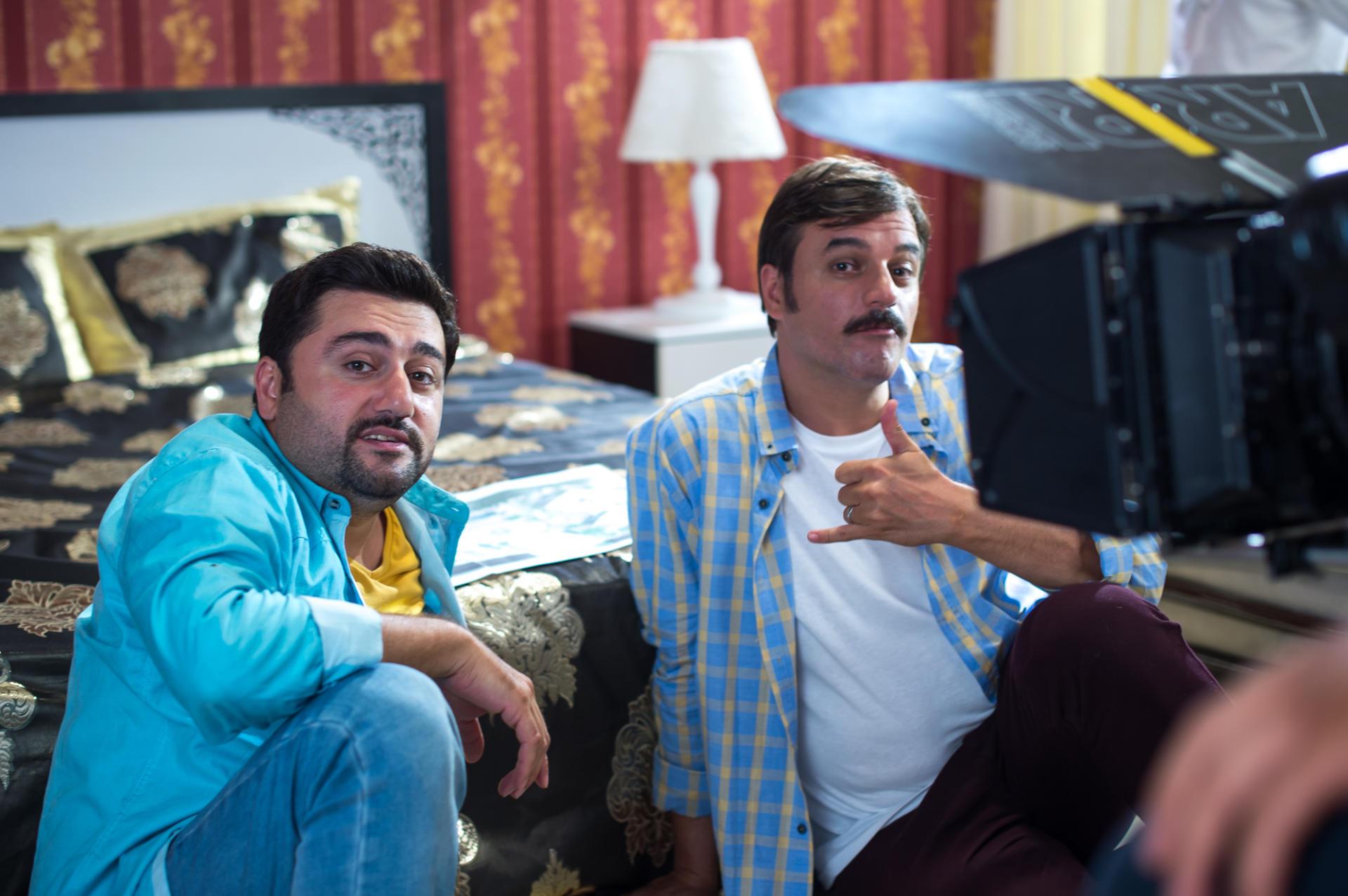 Türkiyə və Azərbaycan aktyorları bir arada