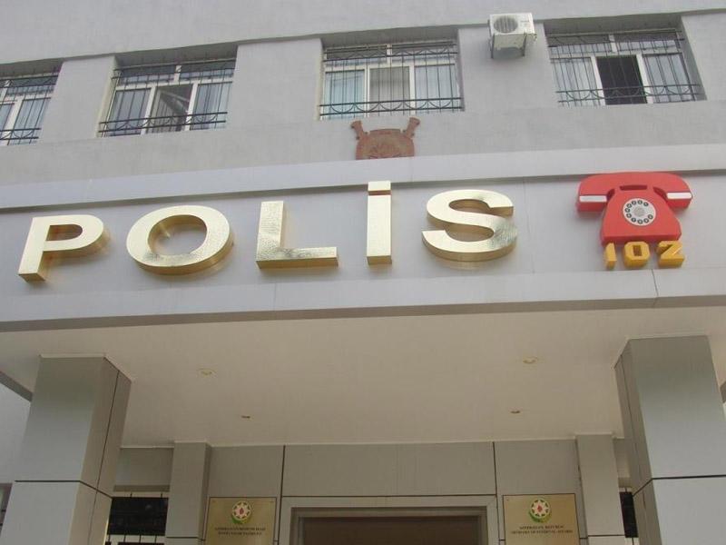 Yevlax Rayon Polis Şöbəsi 8 ildir məcburi köçkünü süründürür