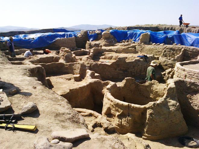 Azərbaycan antik dövrə məxsus arxeoloji tapıntılar aşkarlanıb