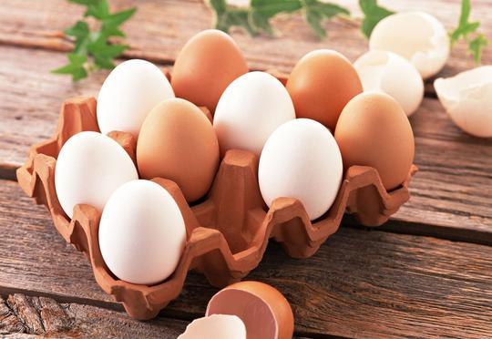 Yumurta qabıqlarını atmayın
