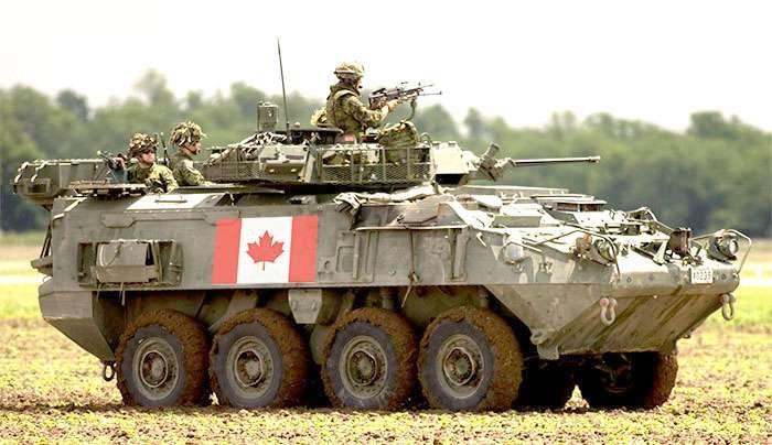 Kanada Ukraynaya letal silah verəcək