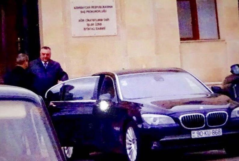 Eldar Mahmudov yenə istintaqa çağırıldı