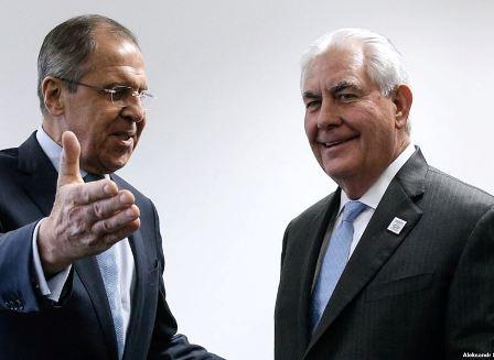 Lavrov və Tillersondan Qarabağla bağlı