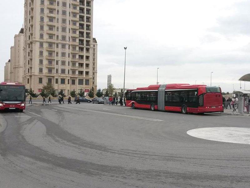 """Bakıya 20 ədəd """"qarmoşkalı"""" avtobus gətiriləcək"""