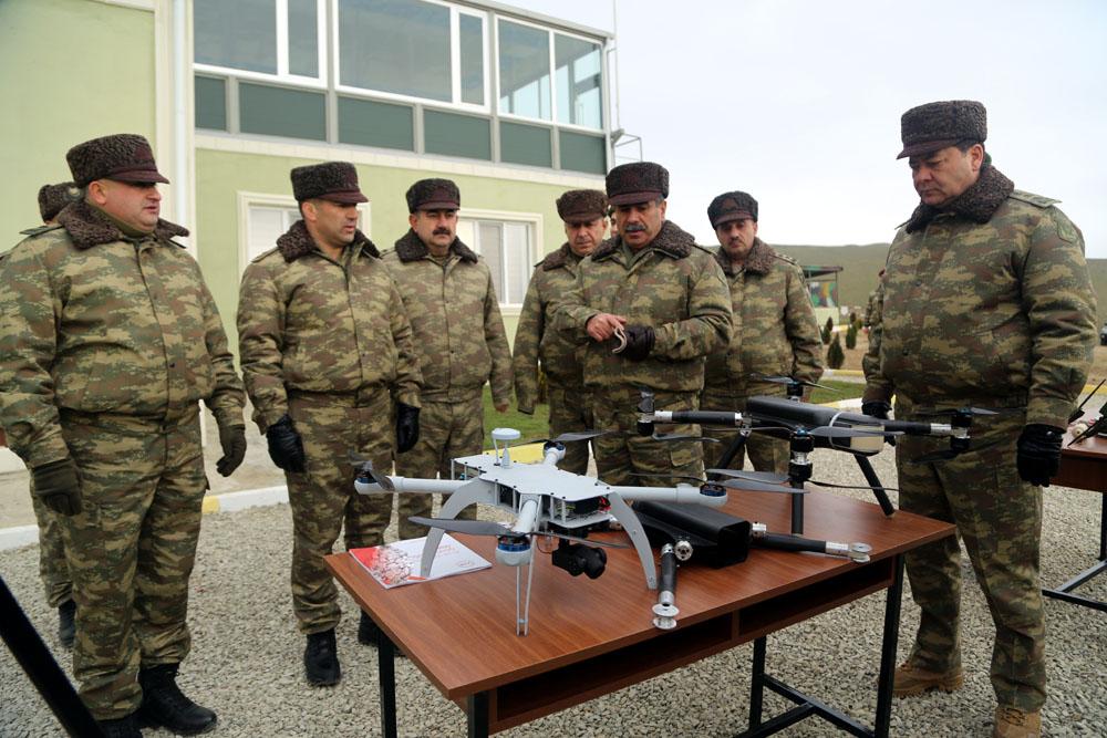 Zakir Həsənov yeni idarəetmə məntəqəsinin açılışında