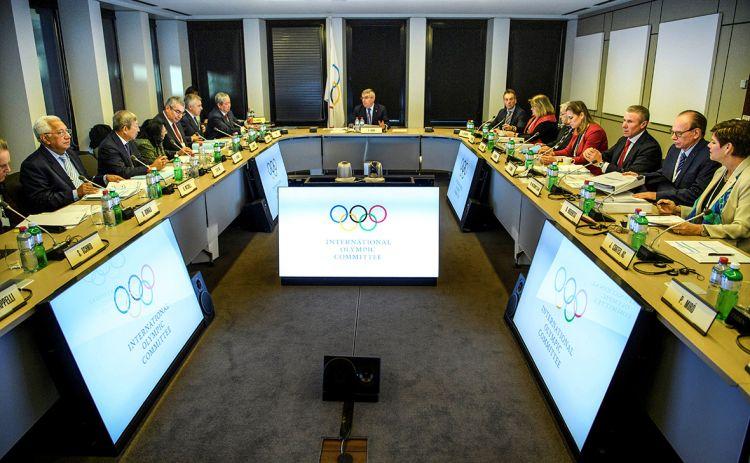 Rusiya yığmasının Qış Olimpiya Oyunlarında iştirakına qadağa qoyulub