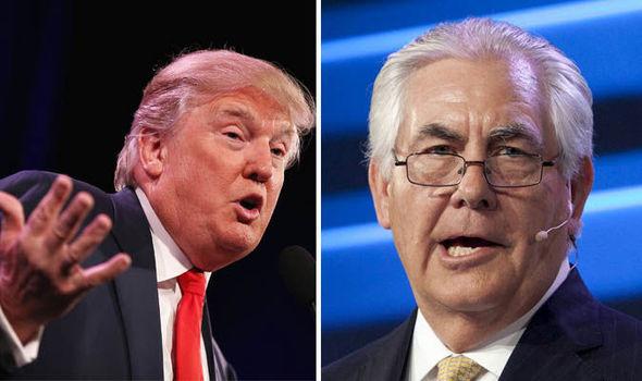 Tramp Tillersonu niyə işindən azad etdi?