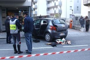 İtaliyada sürücü avtomobili Milad bazarına gələn piyadaların üstünə sürüb