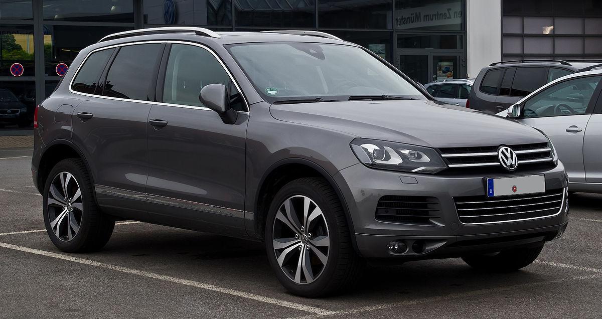 """58 min """"Volkswagen Touareg"""" geri çağırıldı"""