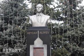 Ümummilli lider Heydər Əliyevin xatirəsi Buxarestdə anıldı