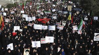 İrandakı etirazlar Ər-Riyaddan idarə edilir –