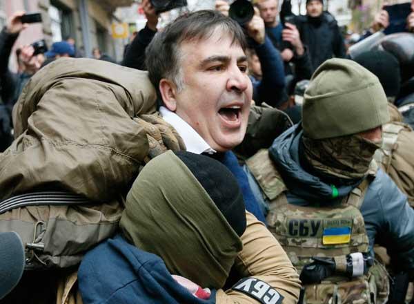 ABŞ Dövlət Departamentindən Ukrayna hökumətinə Saakaşvili ilə bağlı xəbərdarlıq