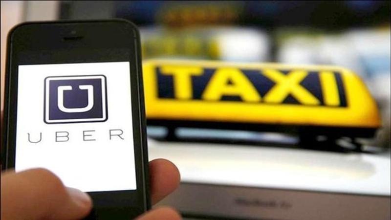 """""""Uber"""" taksi müştərinin başına oyun açıb"""