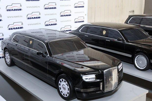 Putinin yeni limuzininin qiyməti məlum oldu