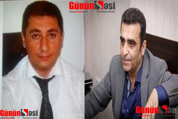 """Şoumen Kamran Həsənli """"reket"""" jurnalistlərin cinayət işində"""