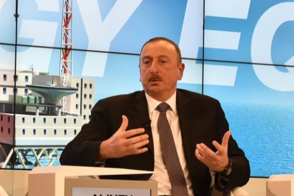 İlham Əliyev Davos forumunda çıxış edəcək