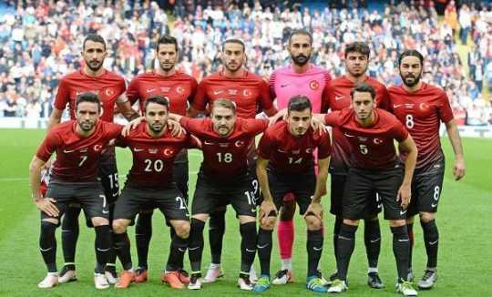 Türkiyə və İran milli komandaları arasında yoldaşlıq oyunu keçiriləcək