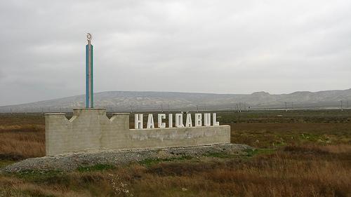 Hacıqabul rayonunun Qızılburun kəndi