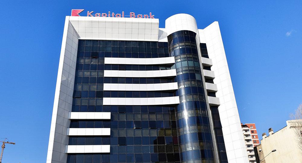 """""""Kapital Bank""""ın səhmləri bahalaşır"""