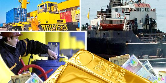 Qeyri-neft sektorunun ixracı 22 faiz artıb