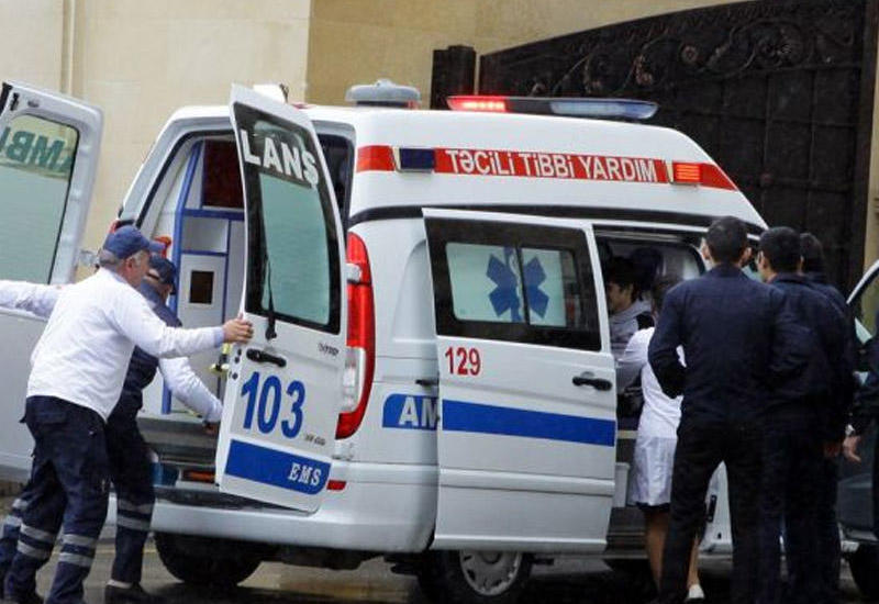 Goranboyda 83 yaşlı qadın intihara cəhd edib