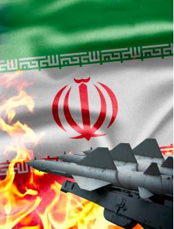 İran ilə açıq müharibə başlandı