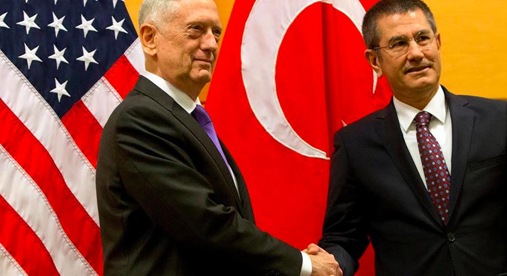 Türkiyənin müdafiə nazirindən