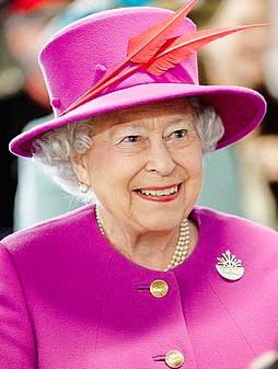 Böyük Britaniya kraliçası