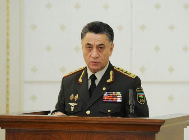 Ramil Usubov iki generalın yerini dəyişdi
