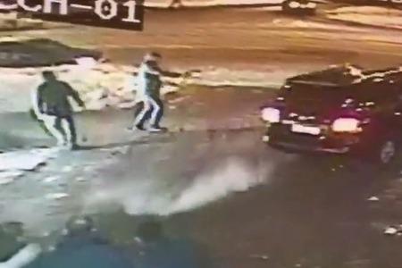 Azərbaycanlılar arasında silahlı insident