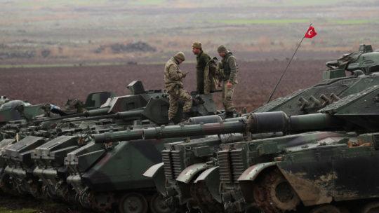 Afrində zərərsizləşdirilən terrorçuların sayı 2500-ü ötüb