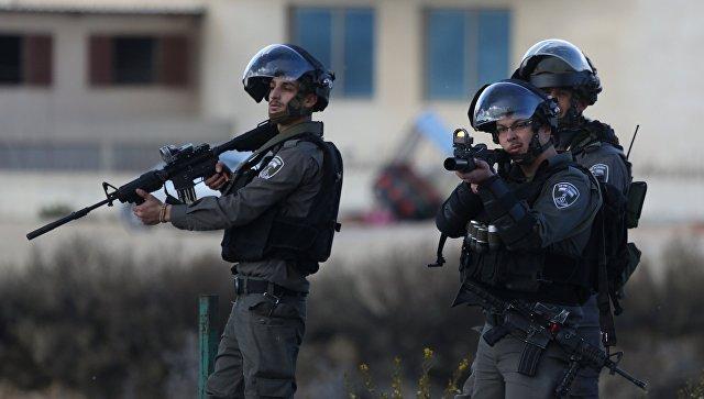 İsrail hərbçiləri minaya düşdü