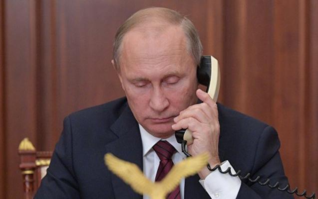 Putin Trampa başsağlığı verdi