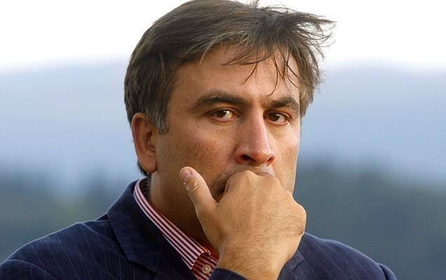 Saakaşviliyə Ukraynaya daxil olmaq qadağan edildi