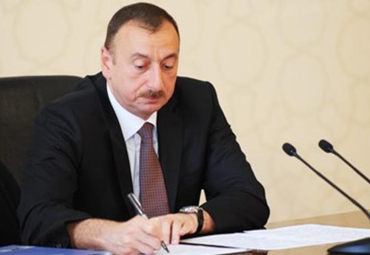 İlham Əliyev fonda yeni icraçı direktor təyin etdi