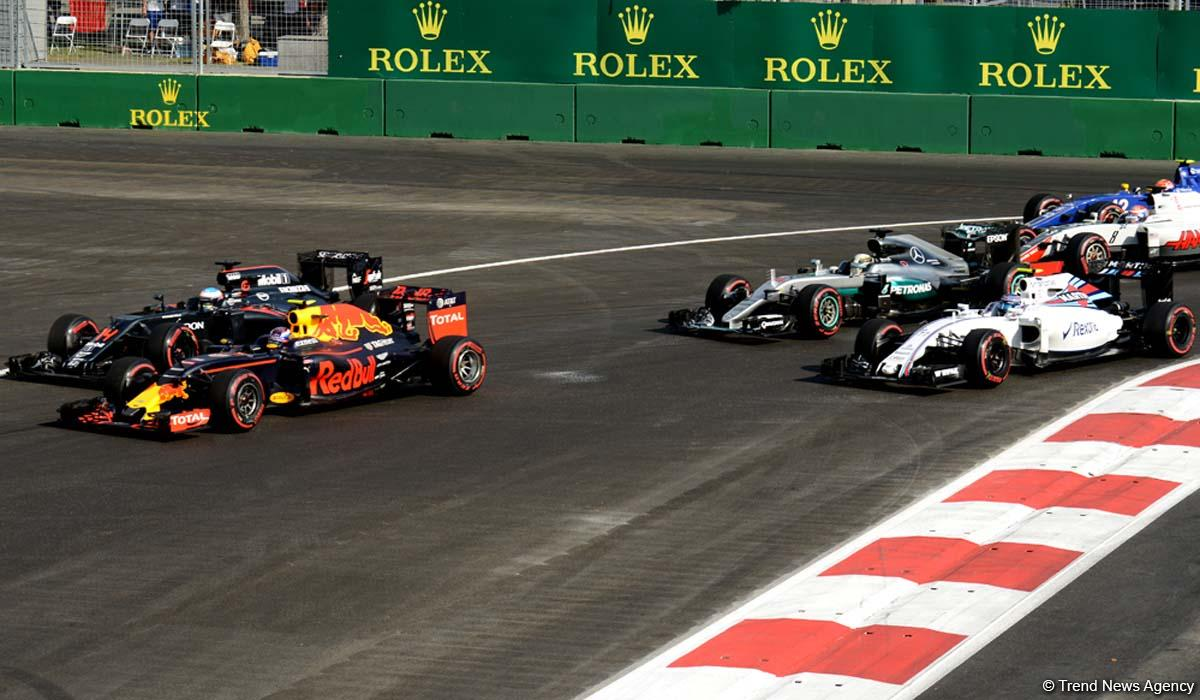 Formula 1 yarışlarından Azərbaycanın qazancı
