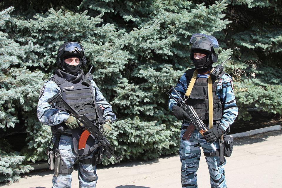 Ukraynada bomba həyəcanı