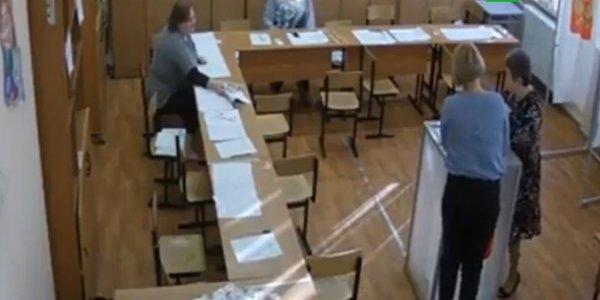 Rusiya prezident seçkilərində saxtakarlıq