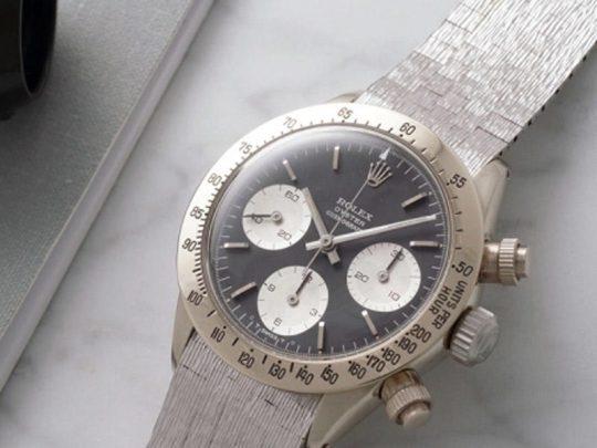 Bu saatın satış qiyməti rekord qırdı