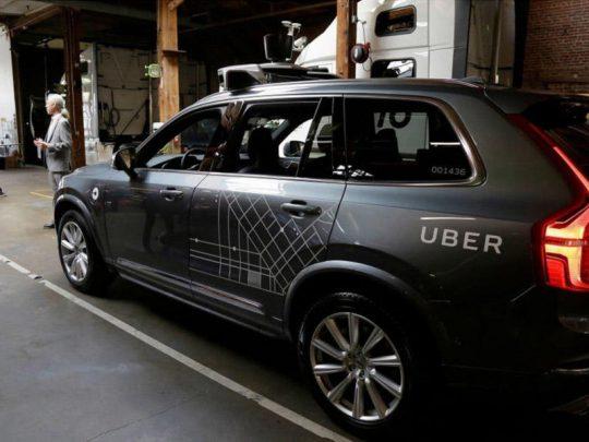 """""""Uber""""in pilotsuz maşını piyadanı vuraraq öldürüb"""