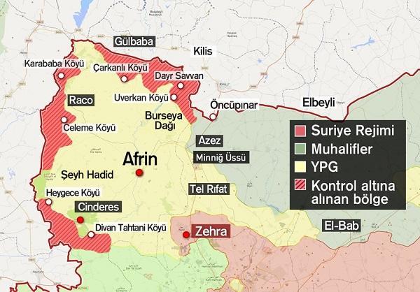 Türk ordusu strateji nöqtəni ələ keçirdi