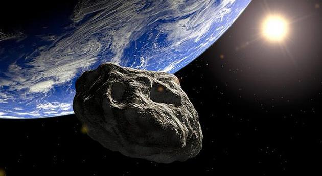 Nəhəng asteroid Yerlə toqquşa bilər