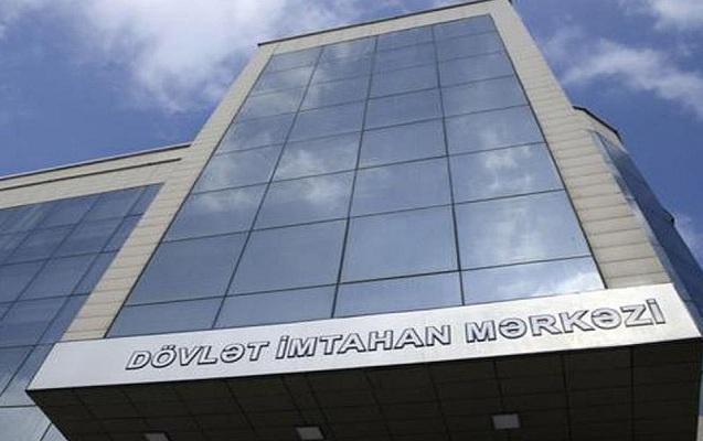 """""""Azərbaycan dili"""" fənnindən imtahan verən abituriyentlərin nəticələri elan olundu"""