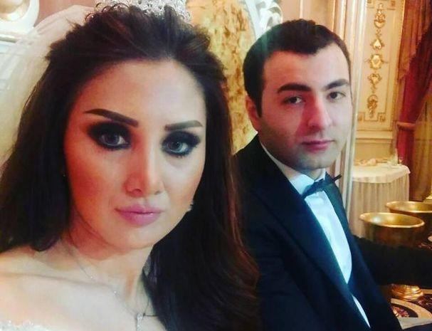 Azərbaycanlı aparıcı Rusiyaya gəlin köçdü