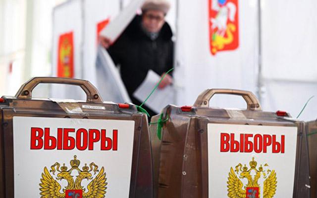 Rusiyada keçirilən prezident seçkilərində səsvermələr yekunlaşıb