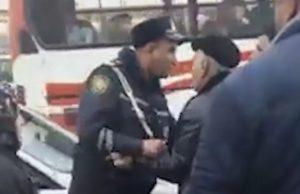 Məmurun polis oğlu həmkarını bıçaqladı