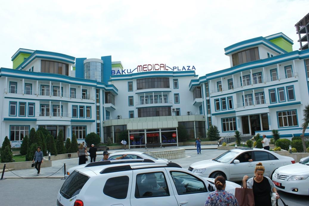 """Baku Medical Plaza""da daha bir uğurlu"