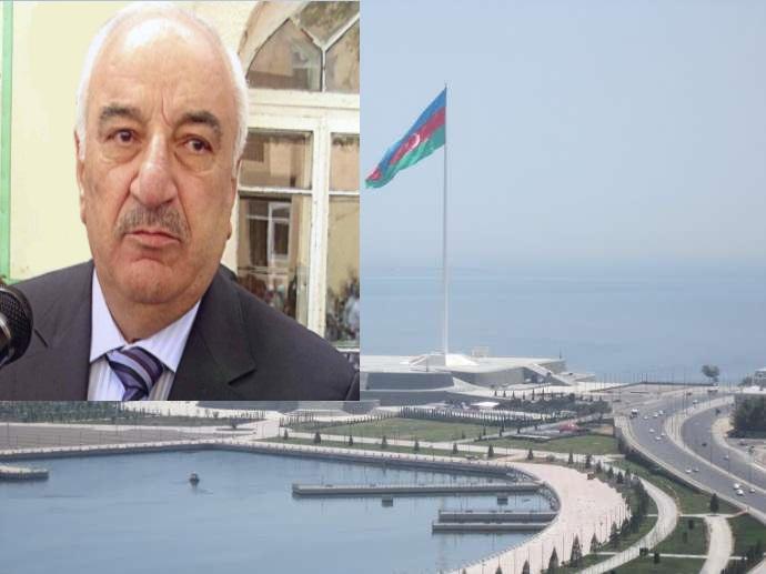 """""""Bayraq meydanı""""nın tikintisində səhvə yol verilib"""