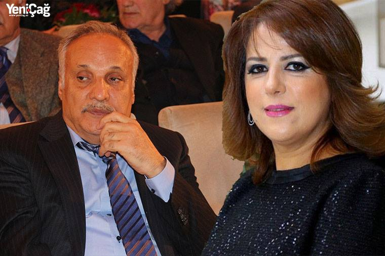 Xalq artistinin biznesmen əri danışdı: