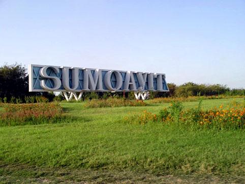 Sumqayıt şəhərinin baş planı təsdiq edilib